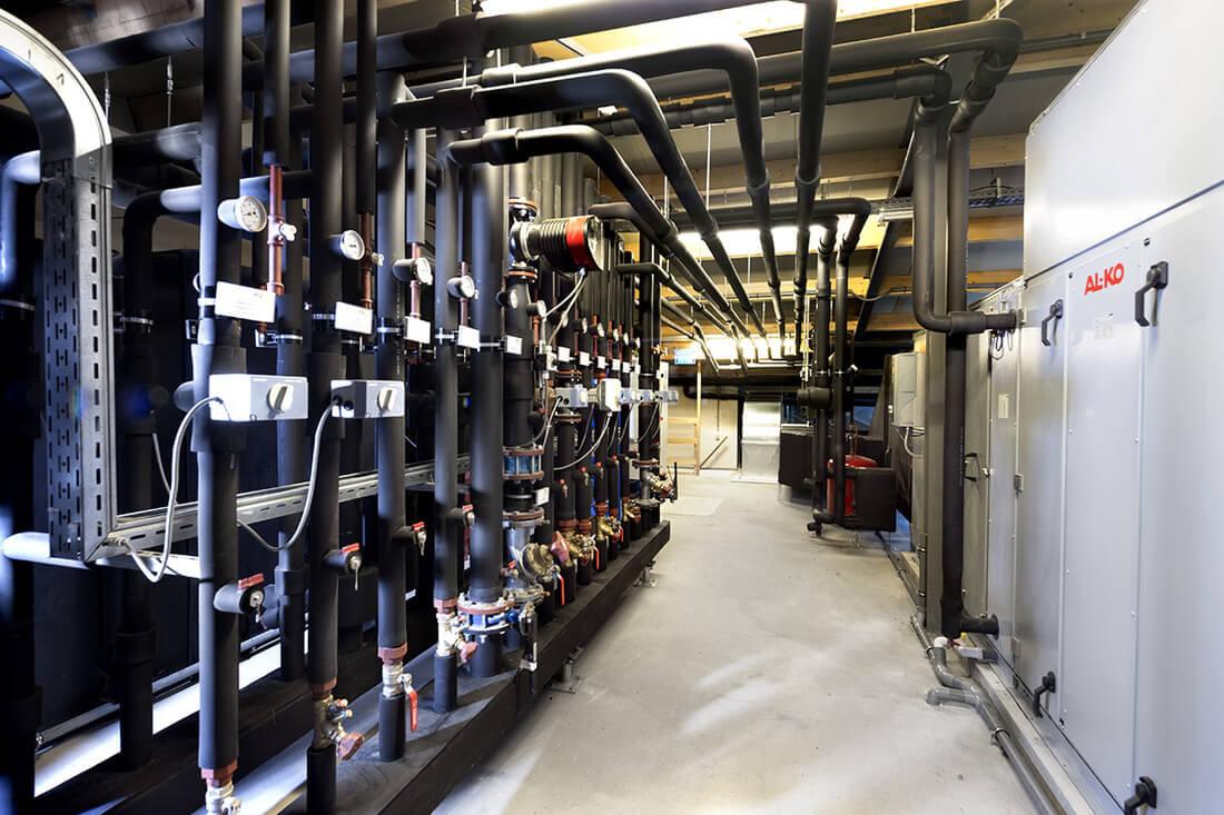 Berchplaets Berghem Wijnen Installaties